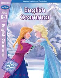 Frozen - English Grammar (Ages 6-7) -  (Könyv)