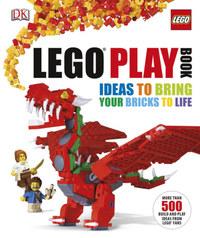 Dk: LEGO Play Book: Ideas to Bring Your Bricks to Life -  (Könyv)
