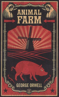 George Orwell: Animal farm -  (Könyv)