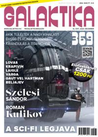 Galaktika Magazin 369. szám - 2020. december -  (Könyv)