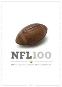 Szilvási György (szerk.): Az NFL 100 éve - 100 varázslatos esztendő, 66 izgalmas sztori -  (Könyv)