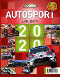 Gellérfi Gergő, Bethlen Tamás: Autósport évkönyv 2020 -  (Könyv)