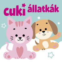 Fürdőskönyv: Cuki állatok -  (Könyv)