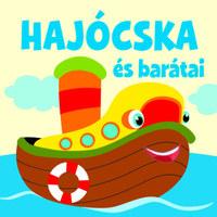 Fürdőskönyv: Hajócska és barátai -  (Könyv)