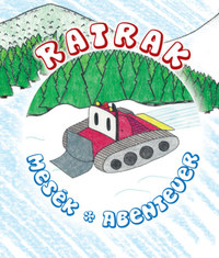 Petres-Majsa Adrienn: Ratrak mesék - Ratrak Abenteuer -  (Könyv)