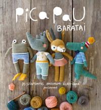 Yan Schenkel: Pica Pau barátai - 20 színpompás amigurumi állatfigura -  (Könyv)