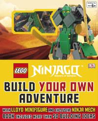 LEGO Ninjago - Build your own Adventure -  (Könyv)
