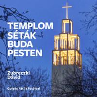Zubreczki Dávid: Templomséták Budapesten -  (Könyv)