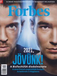 Forbes - 2021. január - 2021, Jövünk! -  (Könyv)