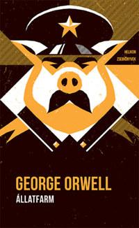 George Orwell: Állatfarm - Helikon zsebkönyvek 98. -  (Könyv)