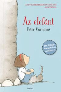 Peter Carnavas: Az elefánt -  (Könyv)