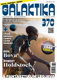 Galaktika Magazin 370. szám - 2021. január -  (Könyv)