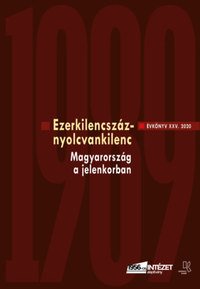 Ezerkilencszáznyolcvankilenc - Évkönyv XXV. 2020 -  (Könyv)
