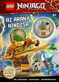 Lego Ninjago - Az arany nindzsa -  (Könyv)