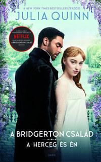 Julia Quinn: A herceg és én (filmes borítóval) -  (Könyv)