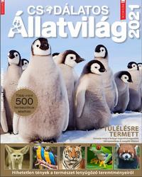 Füles Bookazine: Csodálatos Állatvilág 2021 -  (Könyv)