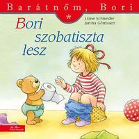 Liane Schneider: Bori szobatiszta lesz - Barátnőm, Bori 42. -  (Könyv)