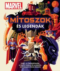 Marvel - Mítoszok és legendák -  (Könyv)