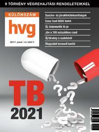 TB 2021 - HVG KÜLÖNSZÁM -  (Könyv)