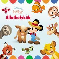Disney Baby - Állatkölykök -  (Könyv)