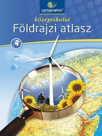 Cartographia Tankönyvkiadó Kft.: Középiskolai földrajzi atlasz CR-0033 -  (Könyv)