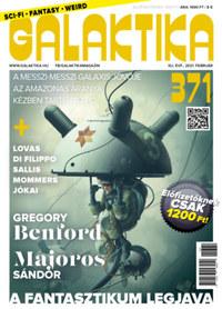 Galaktika Magazin 371. szám - 2021. február -  (Könyv)