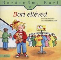 Eva Wenzel-Bürger, Liane Schneider: Bori eltéved - Barátnőm, Bori 12. -  (Könyv)