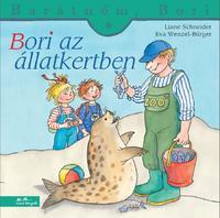 Liane Schneider: Bori az állatkertben - Barátnőm, Bori 35. -  (Könyv)