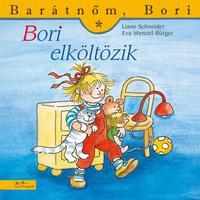Liane Schneider: Bori elköltözik - Barátnőm, Bori -  (Könyv)