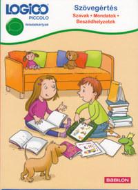Margarethe Fimmen-Marquardt, Anne Lenze: LOGICO Piccolo 5405 - Szövegértés: Szavak, mondatok, beszédhelyzetek - Feladatkártyák -  (Könyv)
