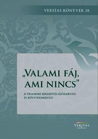 Valami fáj, ami nincs - A trianoni békekötés előzményei és következményei -  (Könyv)