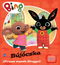 Bing - Bújócska - Olvass mesét Binggel! -  (Könyv)