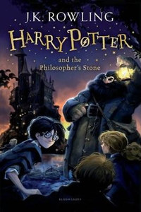 J. K. Rowling: Harry Potter and the Philosopher's Stone -  (Könyv)