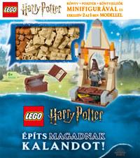 LEGO Harry Potter - Építs magadnak kalandot! -  (Könyv)