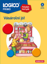 Margarethe Fimmen-Marquardt: LOGICO Primo 3221a - Vásárolni jó! -  (Könyv)