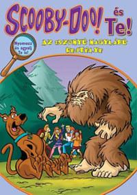 Scooby-Doo és Te! - Az iszonyú Nagylábú rejtélye -  (Könyv)