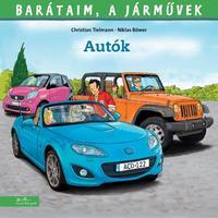 Christian Tielmann: Autók -  (Könyv)