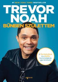Trevor Noah: Bűnben születtem -  (Könyv)