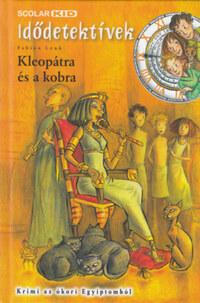 Fabian Lenk: Kleopátra és a kobra - Krimi az ókori Egyiptomból -  (Könyv)