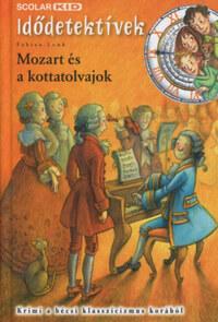 Fabian Lenk, Sárossi Bogáta: Mozart és a kottatolvajok - Idődetektívek -  (Könyv)