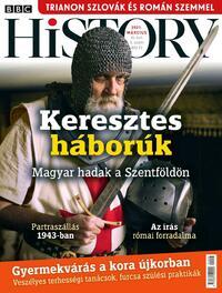 BBC HISTORY XI. ÉVF. 3. SZÁM -  (Könyv)
