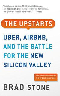Brad Stone: The Upstarts -  (Könyv)