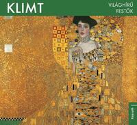 Világhírű festők - Klimt -  (Könyv)