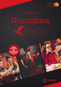 László Sándor: Gramática fácil - Spanyol képes nyelvtan -  (Könyv)