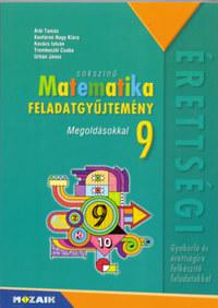 Árki Tamás, Konfárné Nagy Klára: Sokszínű matematika 9. osztály - Megoldásokkal -  (Könyv)