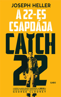 Joseph Heller: A 22-es csapdája -  (Könyv)