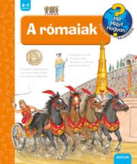 Andrea Erne: A rómaiak -  (Könyv)