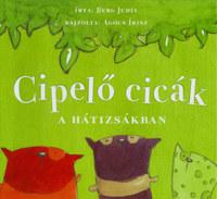 Berg Judit: Cipelő cicák a hátizsákban - A hátizsákban -  (Könyv)