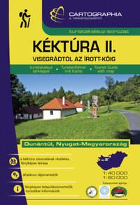 Kéktúra II. - Visegrádtól az Írott-kőig - turistakalauz - Dunántúl, Nyugat-Magyarország -  (Könyv)