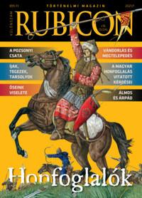 Rubicon - Honfoglalók - 2021/1. különszám -  (Könyv)